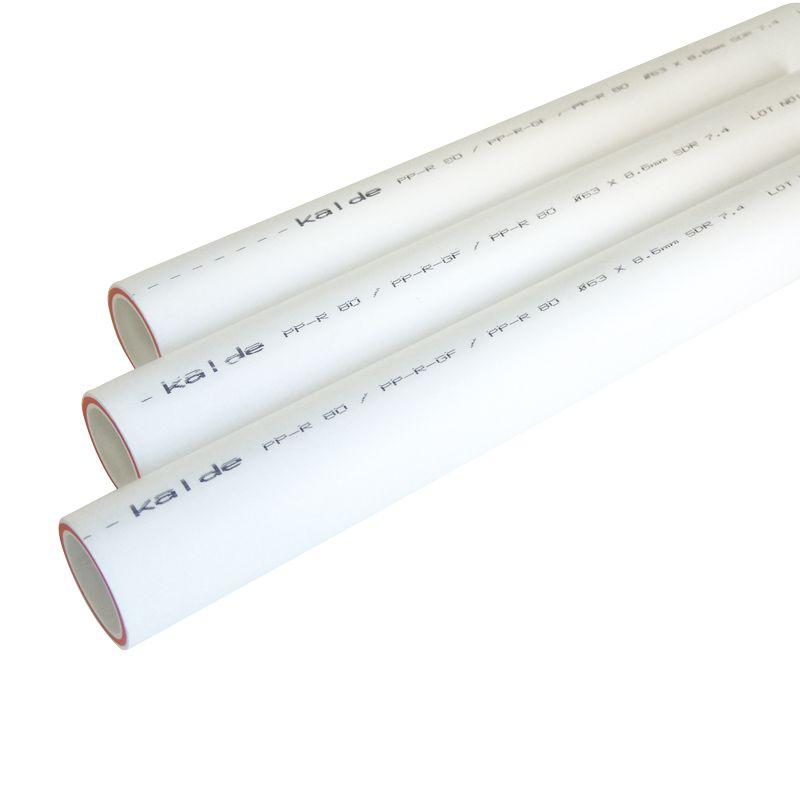 Труба ПП PN 25 40мм KALDE армированная стекловолокном