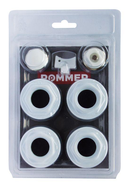 """Комплект для установки радиатора Rommer 1/2"""""""